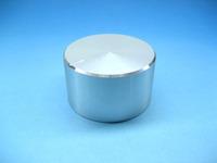 Silver 29 17 aluminum alloy knob cap