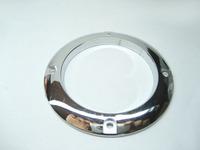 2 speaker decoration small tweeter ring silver speaker belt