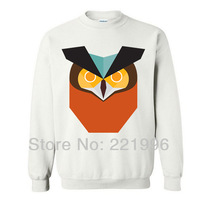 Free Shipping Women Casual Crewneck Sweatshirt  / Cute Cartoon Design/ Sku#DORA8512 /Welcome to Custom