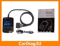 Top 2013 Support JOBD / OBD2 Auto Code Reader 100% Original Launch Creader 6 plus CReader VI plus CReader VI Plu