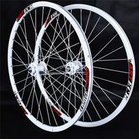 2014 Taiwan  Artec Sealed Bearing 29er Wheels MTB Bike Wheelsets Bicycle with Formula Hubs Black/White