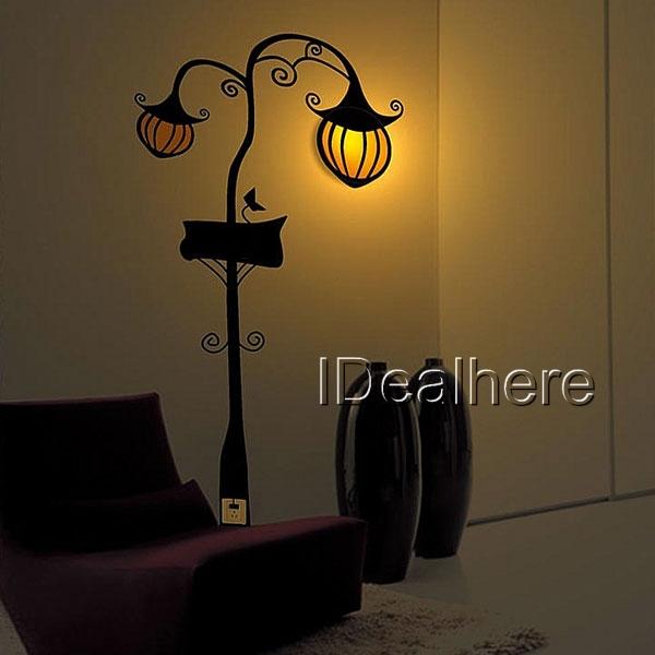 Living Room Lamp Diy