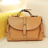 7 Colors 2013 New Hot Women Messenger Bag Leather Handbags Shoulder Bags