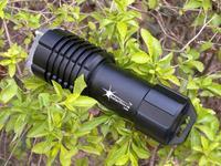 SolarStorm D00 Diving 100m 2000 lumens CREE XM-L U2 LED Flashlight Torch Waterproof Lamp Light