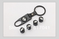 free shipping 4 Pieces/set car logo New Black High Quality For NISSAN Car Wheel Tyre Tire Stem Air Valve Caps