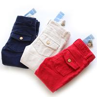 Ja id autumn children's clothing fashion child corduroy skinny pants casual pants trousers KIDS PANTS