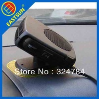 EASTSUN Car Heater Car Fans Locomotive Windshield Defroster Heater Heating And Cooling With Hot Air Free Shipping
