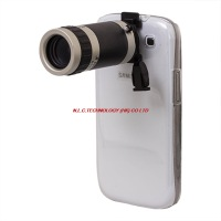 8X Optical Zoom Camera Telescope Lens Kit For Samsung Galaxy S3 SIII i9300