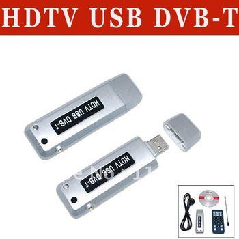 HDTV DVB-T Digital USB DVB-T HDTV TV Tuner Recorder Receiver 100% brand new(0209050)