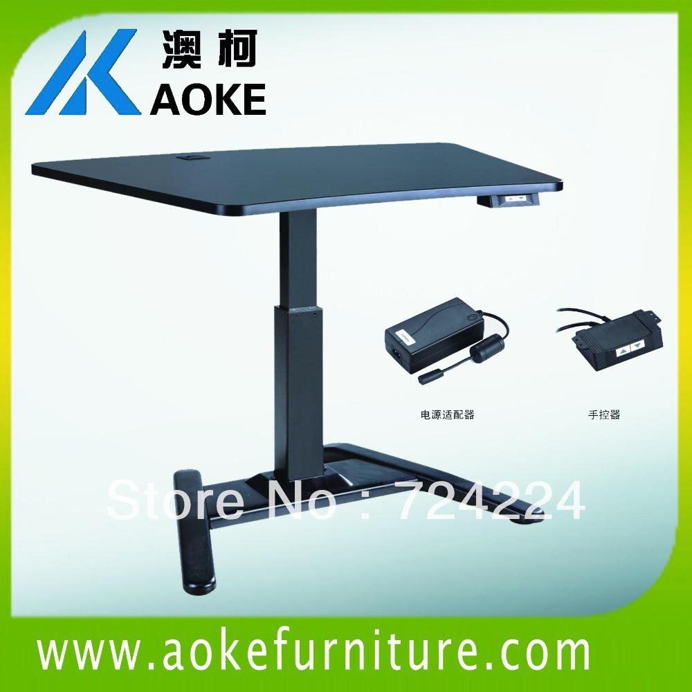 single leg height adjustable coffee tables(China (Mainland))