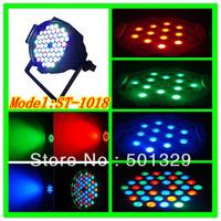 Top selling 54pcs 3W LED Par disco stage light