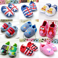 Winter Baby Girls Shoes,Catoon Infant Toddle Soft Sole Shoes For First Walkers Warm Shoes Age 0-6,6-12,12-18 Month  S862
