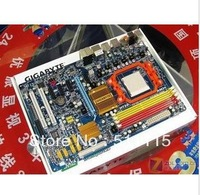 Free shipping New Gigabyte Ultra 770 MA770-S3 solid six-core motherboard pass on the AM2 AM3 wins S3P UD3 DS3P