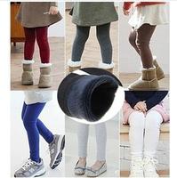 Special Offer Retail 2013 New Arrivals winter Kids Girls Leggings Children's winter leggings kids leggings baby leggings