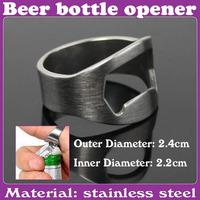 20 pcs/Lot_Brand New Finger Ring Beer Bottle Opener