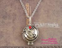 Fashion Gothic jewelry,Wholesale The Vampire Diaries Elena vervain anti-sun Rhinestones necklaces,man jewelry,2123