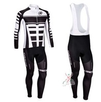 Anyone to match! New! 2013 Assos Team  Cycling Jersey / Cycling Clothing / Long (Bib) Pants / Set-C13011