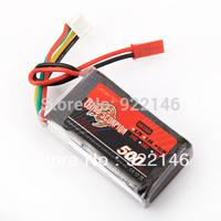 Free shipping Lion power 11.1V 500MAH 25C 3s High Power lipo battery RC Model