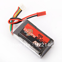 Free shipping Lion power 11.1V 500MAH 25C 3s High Power lipo battery RC Model