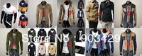 2012-2013 classic fashion korean slim fit design men's outwear coats jackets jacket for male size M-XXL