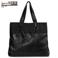 2013 big bags women's handbag fashion handbag one shoulder big bag casual fashion women's handbag genuine leather