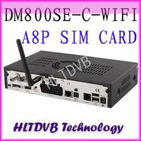 Dm800se dm 800 se a8p wifi cable receiver 400mhz processor Enigma2 Linux set top box dm800hd se a8p free shipping