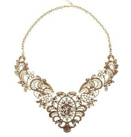 Free Shipping Trend fashion fascinating statement necklace for women jewelry Factory Price