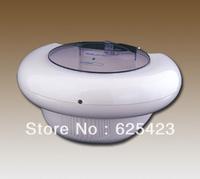 White Liquid Automatic Soap Dispenser 450ML Bathroom Accessories Sensor Foam Soap Dispenser 120 Top Quality Retail Free Shipping