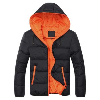 men's winter clothes Полиэстер parkas Размер M/L/XL/XXL/XXXL#WBM0162