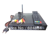 Wholesale price for Q-Sat Q11G GPRS satellite HD receiver for Africa  freeshipping DHL