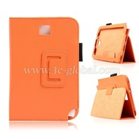 Wholesale leather case for Samsung Note 8.0