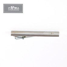 Male tie clip tie clasp male business casual 2003 marriage