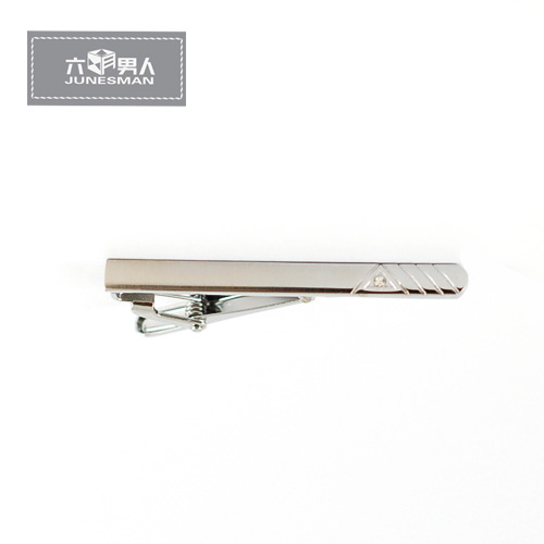 Male tie clip tie clasp male business casual 2010 marriage