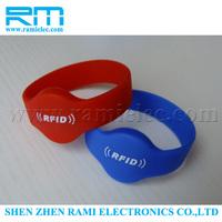 High quality Low Price 125KHz TK4100 RFID Wristband