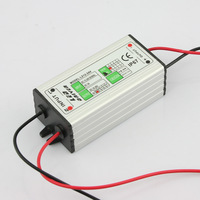 Free shipping 20W LED Driver Waterproof IP67 Power Supply 16-36V 0.6A