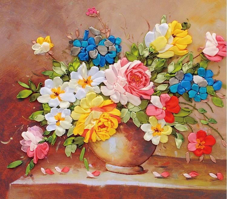 Flower Pot Painting Ideas For Kids Painting Flower Pot Cross