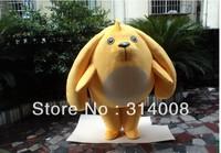 2013 hot sale big ear dog character Costume Mascot Costume dog cartoon costume Free Shipping