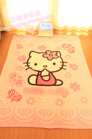 Kate cat ultralarge ultra long thick coral fleece air blanket
