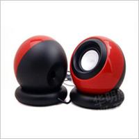 Bass speaker audio computer speaker av-028 magic ball on the box