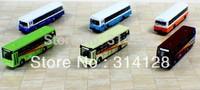 30pcs Building Train Layout Set N Scale 1/160 Model BUS