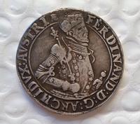 Austria Ferdinant II 1595 Holy Roman Empire Taler Coin Medal COIN COPY FREE SHIPPING