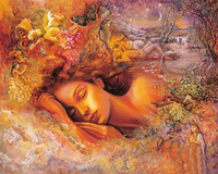 [Sophie Beauty] Diy diamond painting cross stitch rhinestone pasted painting square drill Sleeping Beauty 40x50  Free Shipping