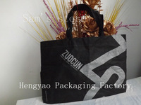 Professional custom heat-sealing non-woven bags,Hand bag