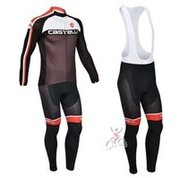 Anyone to match! New! 2013 Castelli #13040 Team  Cycling Jersey / Cycling Clothing / Long (Bib) Pants / Set-C13043