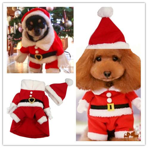 dog santa suit reviews online shopping reviews on dog santa suit alibaba group. Black Bedroom Furniture Sets. Home Design Ideas