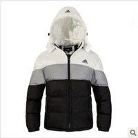 Free Shipping Hot sale Men's Sports down coat winter RLX warm down jacket Men high quality outdoor down coat  Size:L-4XL