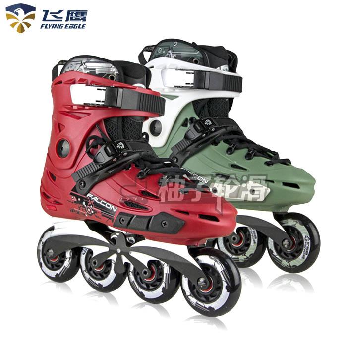 Eagle falcon f6 flower fsk high quality skates skating shoes(China (Mainland))