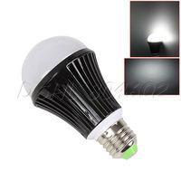 New 21W E27 LED Light Lamp Bulb AC85-260V 110V 220V W/ Black Cast Aluminum Shell