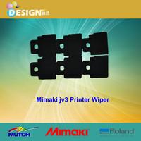 Buy 30pcs wipers get 1pcs small damper free! good quality mimaki printer dx4 wiper