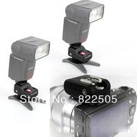 3in1 Nex HotShoe hot Adapter flash trigger with 2 PT-16 receivers for Sony Nex-F3 NexF3 F3 Nex3 NEX5 NEX5N NEXC3 C3 NEX5R PF060